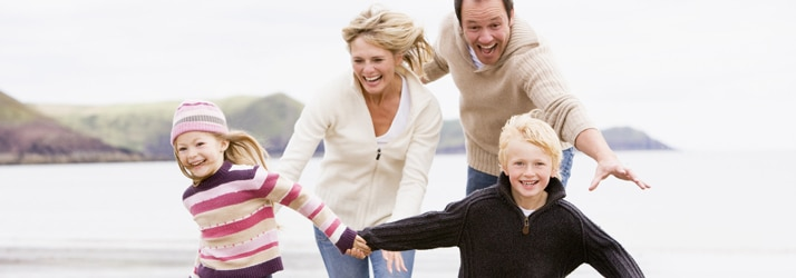 Chiropractic care in Fisher IN family